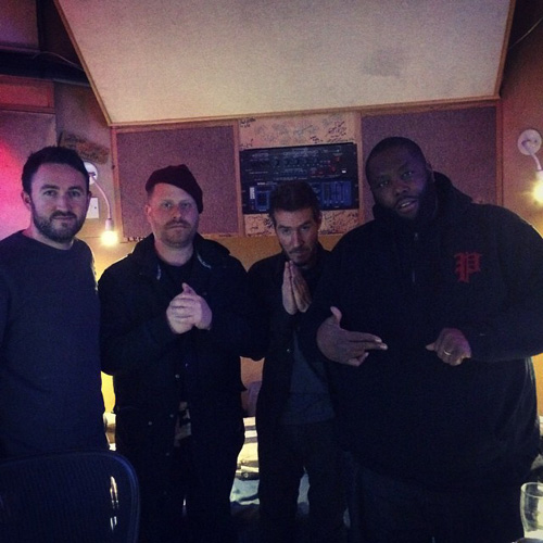 RTJ and Massive Attack